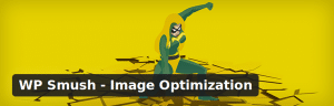 Optimize images with WP Smush